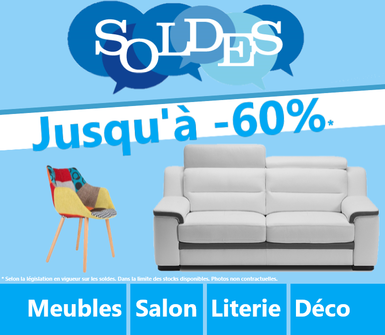 Meubles thibaud for Ameublement soldes
